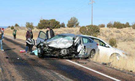 Car Accident Grand Canyon