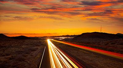 Glendale AZ Freeway