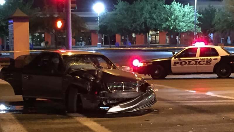 Mesa Arizona Car Accident News - AZ Personal Injury Lawyers