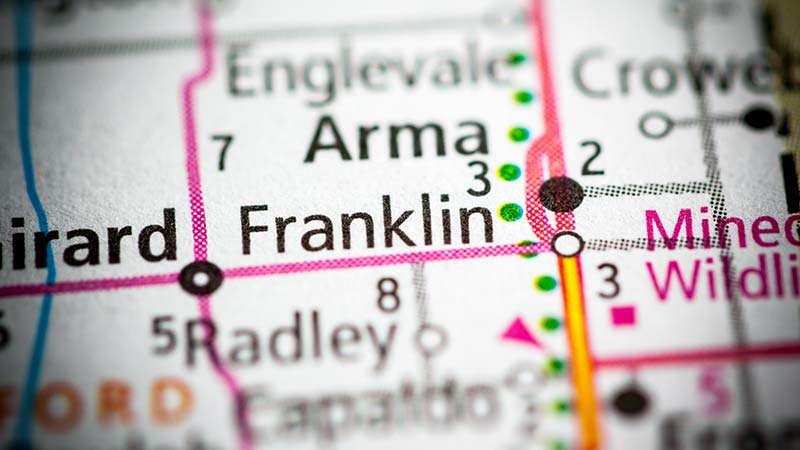 Franklin Kansas Accident