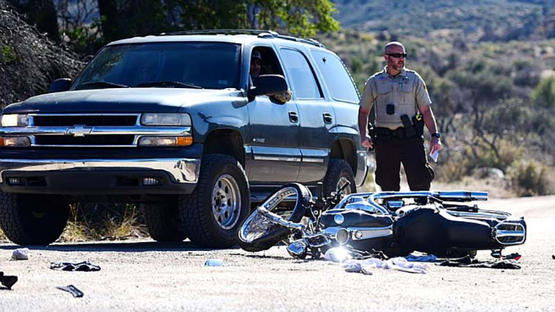 Brandon Wilson Motorcycle Accident Prescott AZ