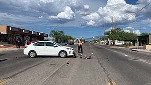 Demeako Palmer Tucson Motorcycle Accident