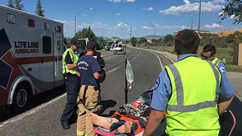 Prescott AZ Motorcycle Accident Willow Creek Road