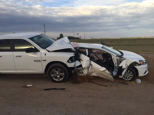 Buckeye Arizona Car Accident