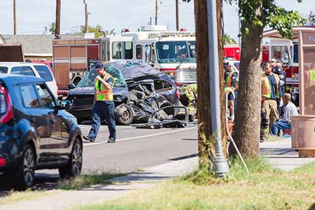 Denise Cruz Car Accident Phoenix AZ