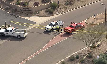 Fountain Hills Pedestrian Accident