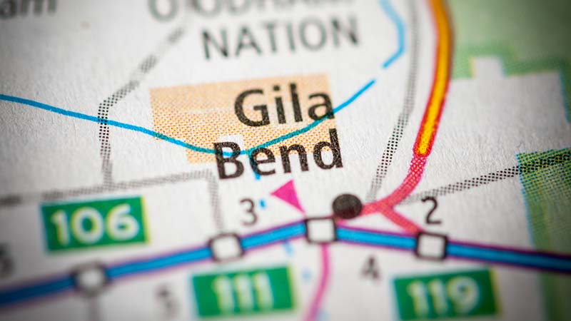 Gila Bend Arizona Car Accident