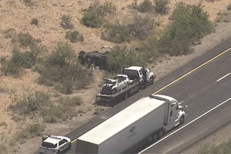 Kingman Arizona Car Accident
