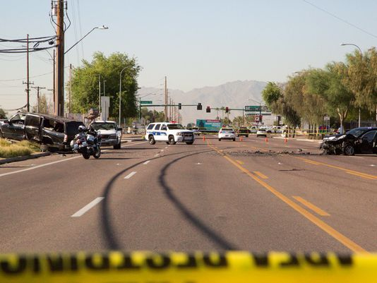Phoenix Car Accident
