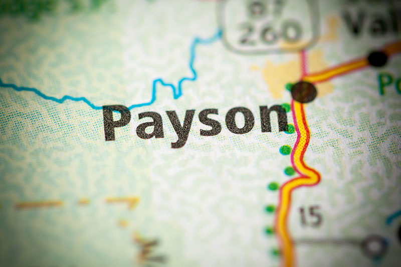 Payson Arizona Car Accident