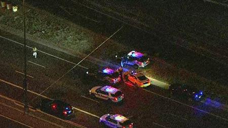 Man Struck and Killed on I17 Phoenix Arizona