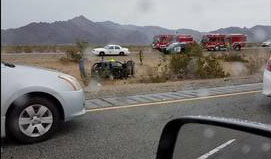 Pregnant Woman Injured in Blythe California Car Accident