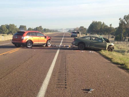 Tyler Turner Accident Show Low AZ