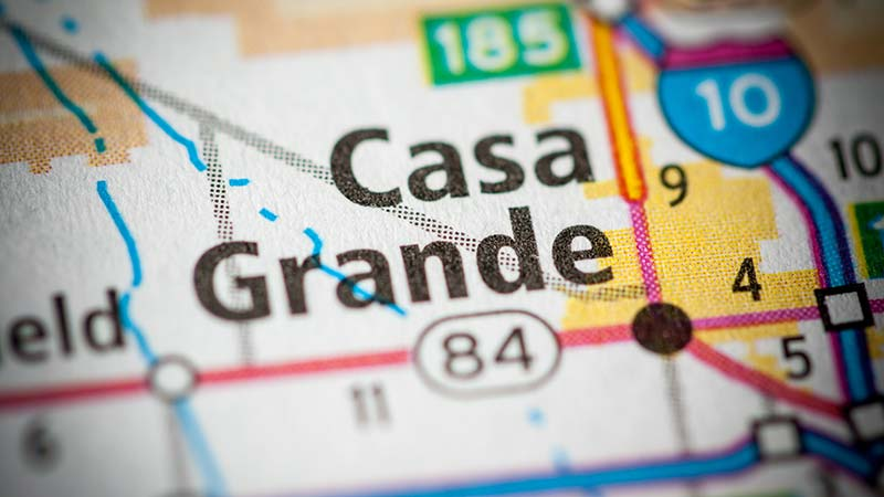 Casa Grande Arizona Car Accident