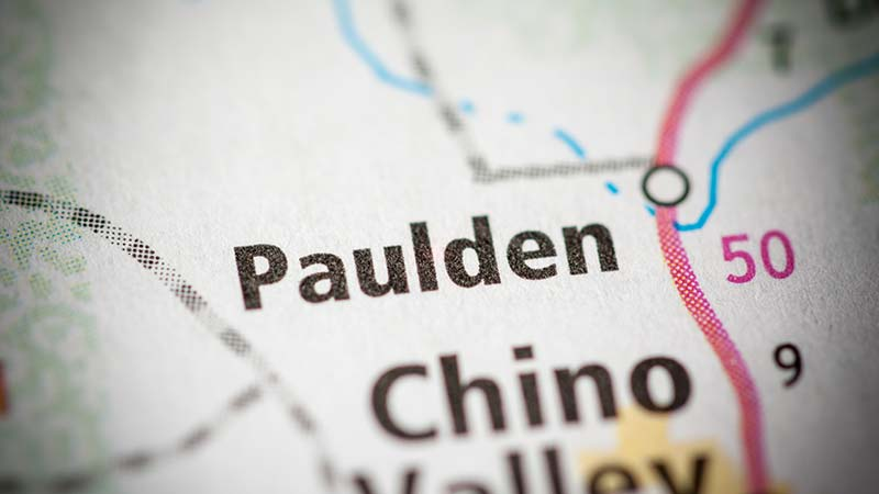 Paulden Arizona