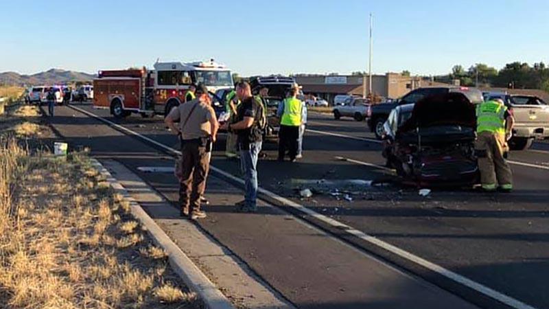 Prescott Arizona Car Accident News - AZ Personal Injury Lawyers
