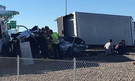 Tucson AZ Truck Accident