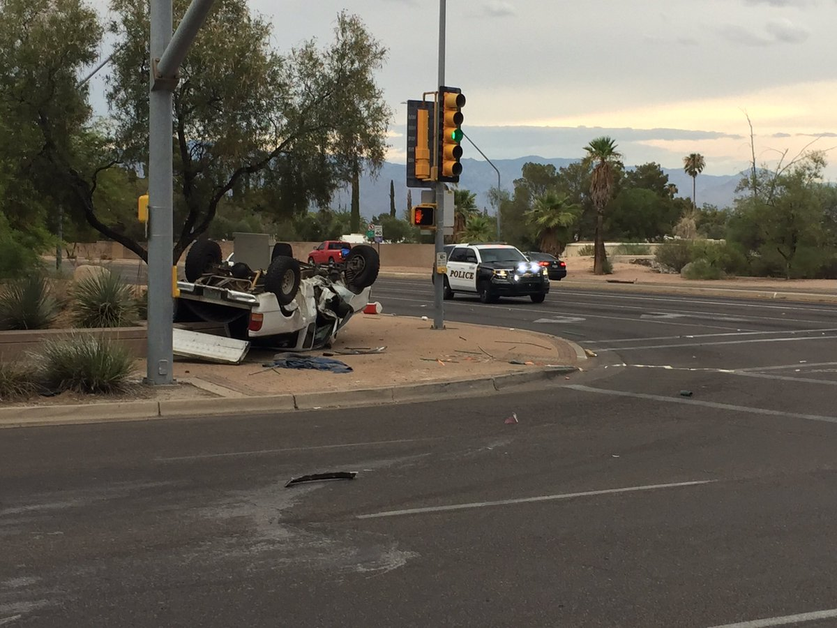 Car Accidents Tucson Arizona