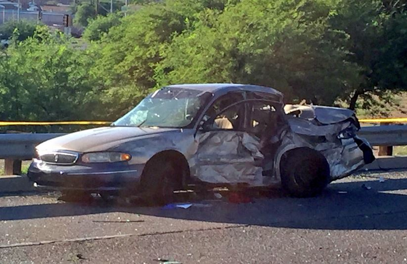 Car Accident Tucson July
