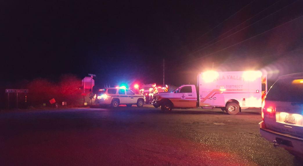 Car Accident Tucson This Morning